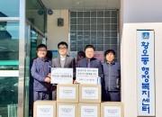 1. 경주시 황오동, 한수원 원전수출처와 코로나19 극복 협력(1)