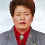 故손봉순 여사, 국민훈장동백장 수상자 선정