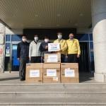한국원자력환경공단, 마스크 12.000매 기부
