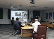 6. 월성원전 지역실행기구-사용후핵연료 재검위 협의채널 화상회의 개최