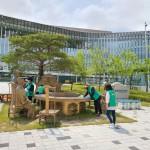 보덕동 새마을회, 클린&안심 보문관광단지 만들기