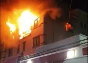 20200602 경주소방서, 다가구주택 화재현장 인명 구조(3)
