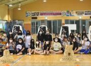 2. 화랑마을, 선덕여자중학교 학생 대상 찾아가는 수련활동 운영 - 카프라