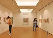 경주엑스포 솔거미술관 2020 기획전시 '경북근대미술 수채화의 전통과 맥'展이 오는 25일 까지 이어진다.-3