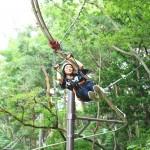 화랑마을, 국궁·짚코스터 체험시설 시범 운영