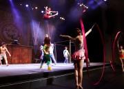 경주엑스포공원 상설 퍼포먼스 '인피니티 플라잉'은 오는 28일까지 국립중앙박물관 극장'용'에서 10주년 기념 투어공연을 진행한다.