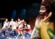 경주엑스포공원 상설 퍼포먼스 '인피니티 플라잉'이 10주년 기념 투어공연을 진행한다.